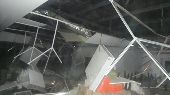 阿根廷西部发生6.8级地震 震源深度20千米