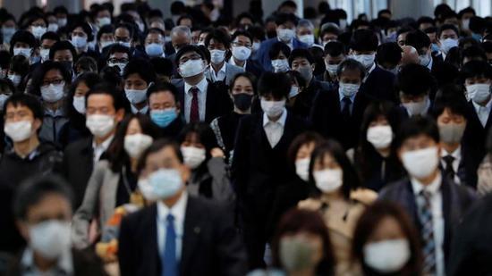 疫情严峻 日本计划将紧急事态宣言再延长1个月