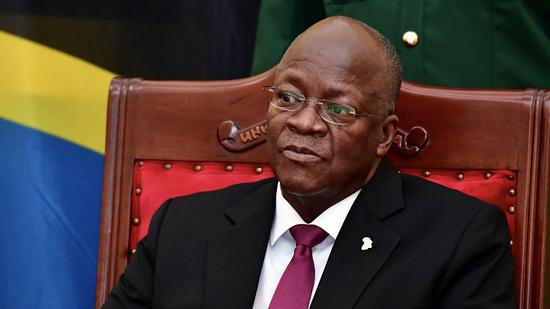 坦桑尼亚现任总统马古富力病逝