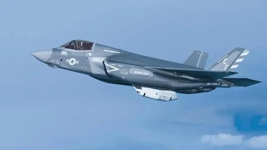 狠起来连自己都打?美军F-35战机机炮开火却打伤自己