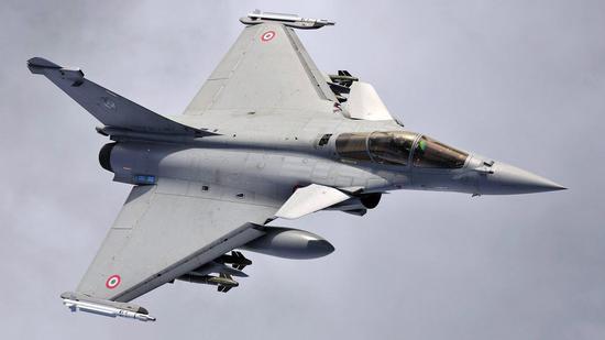 """法国准备向乌克兰提供""""阵风""""战斗机,取代米格-29"""