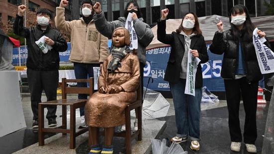 韩法院驳回第二起慰安妇受害者对日索赔诉讼,称日本享有国家主权豁免