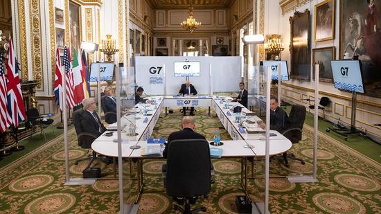 受邀出席G7外长会议,印度代表团2人阳性致全团隔离