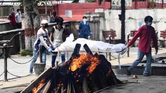 印度新冠海啸亲历者:这不是瘟疫 是谋杀