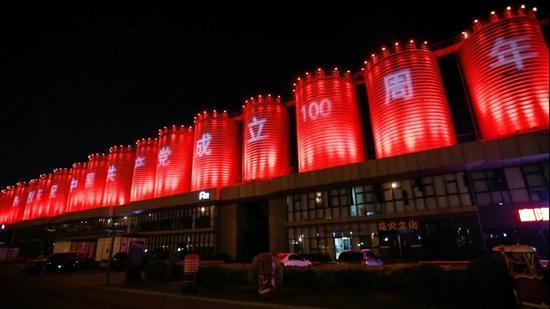 今起,北京这些地方将上演璀璨灯光秀