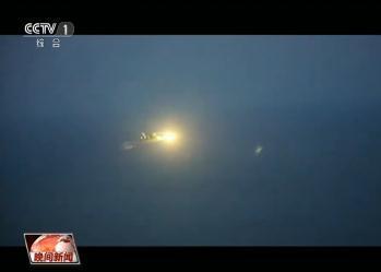 束缚军陆航军队在西北沿海跨日夜实弹练习训练。(图片起源:央视消息截图)