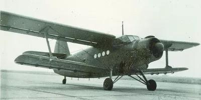 """我国第一架无人驾驶飞机""""北京五号"""""""