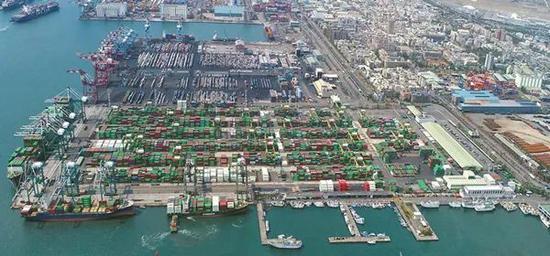 """台湾6月出口""""四连黑"""" 对大陆出口创新高图片"""