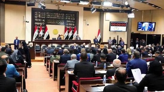 伊拉克议会