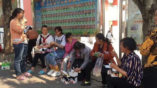 四川西昌市经久乡森林火灾已疏散群众24000多人图片