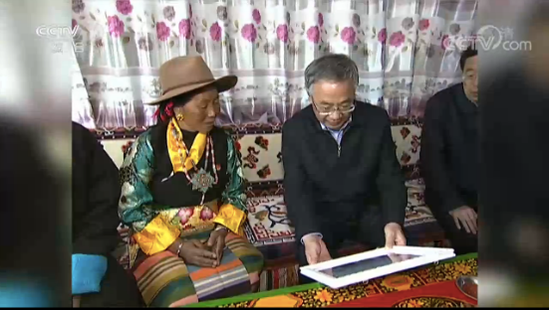 胡春华首次以这个身份离京考察,地点选择在了西藏