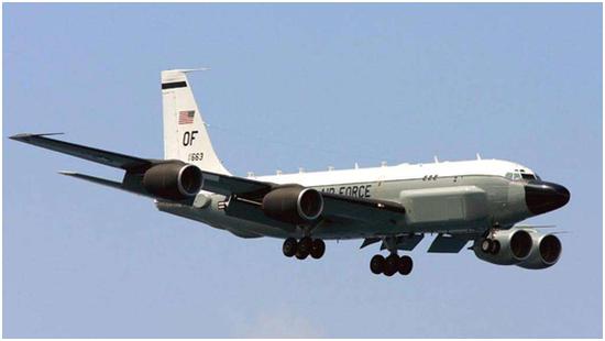 (图:RC-135S侦察机)