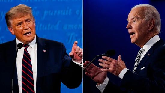 特朗普竞选团队:特朗普将按计划参加下一场电视辩论