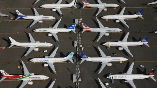 法媒:波音737MAX想翻过黑暗一页 还要等很多年