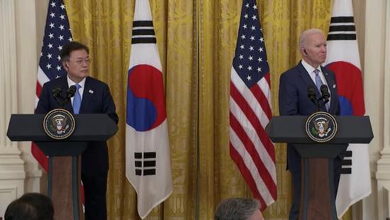 美国全面松绑韩国导弹 暴露了拜登什么企图?