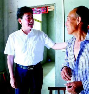 许志华:勤政为民壮年殉职