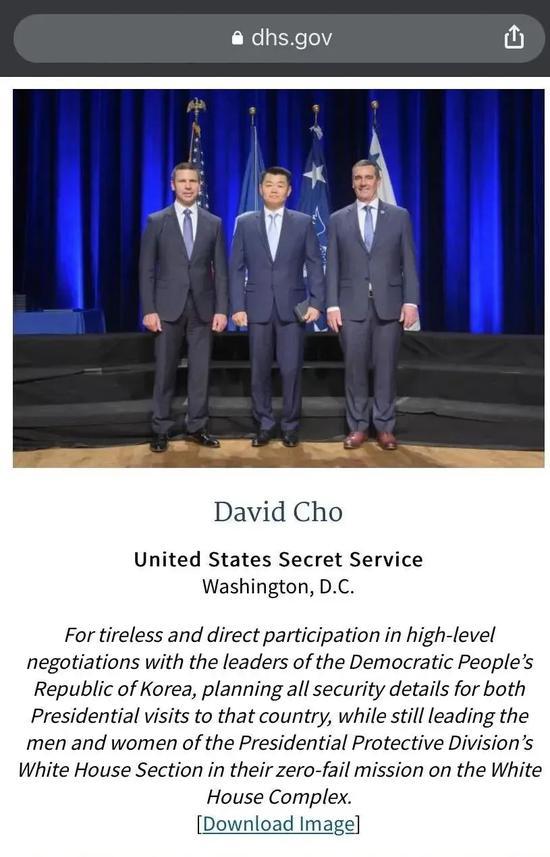 """《【杏耀app注册】这个站在两任美国总统背后的韩裔保镖""""火""""了》"""