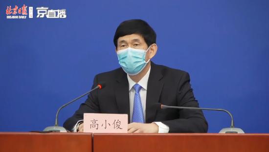 """北京全市3.8万名基层社区医务人员迄今为止""""零感染""""图片"""