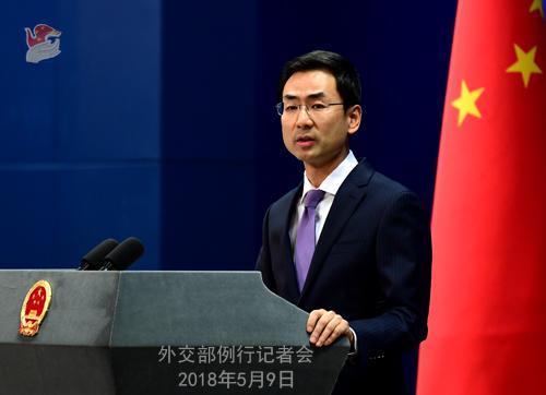 中朝领导人再次会晤是谁先提出?外交部:朝方暌违兜兜麽