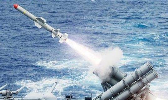 真想碰一碰?台军求购美国鱼叉导弹!内情还不少。(图片来源网络)