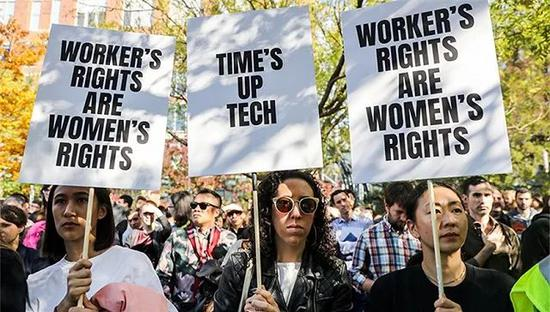 不满被谷歌解雇 四名雇员决定请联邦政府