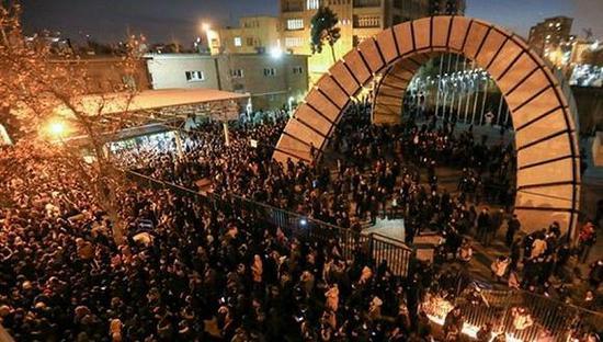 德黑兰抗议活动