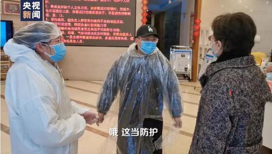 直击武汉社区:有一种爱叫不见面图片