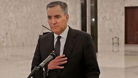 黎巴嫩政府重组 鲜为人知的外交官任新总理