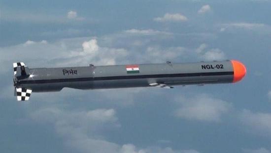 印媒:印度已将射程1000公里导弹部署到中印边境地区图片