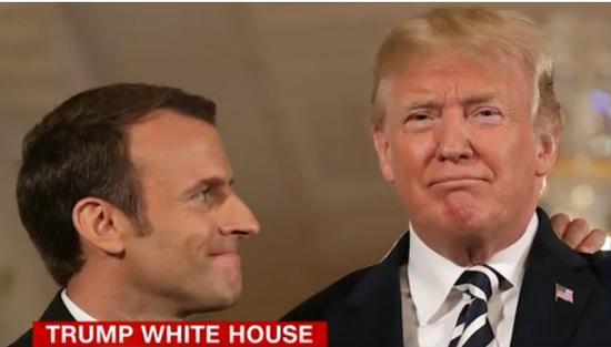 """</div> <p>  &nbsp;当地时间5月31日,美国总统特朗普宣布对加拿大、墨西哥以及欧盟28国开征钢铝关税。法国总统马克龙随即与特朗普进行了通话,不过两人沟通并不顺利。据称,特朗普预计6月4日会与英国首相特雷莎</p> <p>  据美国有线电视新闻网报道,一位消息人士称,马克龙认为自己与特朗普私交不错,可以很直接地批评其政策。然而特朗普并非乐于接受批评的人。此外该人士还透露,特朗普将与特雷莎</p> <p>  美国白宫5月31日发表的短讯称,特朗普与马克龙的通话主要讨论了对欧贸易平衡以及移民问题。后者包括叙利亚移民问题以及解决该问题的具体时间规划。</p> <p>  报道称,在这次美法高层通话之前,法国总统府爱丽舍宫曾发表声明指出,马克龙对于美国的钢铝税决策感到遗憾。</p> <p>  马克龙在这份声明中指出,美方决策不但是非法的,在许多方面也是错误的。""""错误在于他用分裂和经济民族主义来回应如今十分糟糕的全球不平等现象。""""</p> <p>  此外他也表示,如果美法关系受到某些因素影响,那是因为特朗普决定退出巴黎协议的关系。马克龙对媒体称,""""我更喜欢直接沟通而非透过媒体传达,我会把告诉你们的也直接告诉特朗普,我相信他已经知道我的立场。""""</p>       <p class="""
