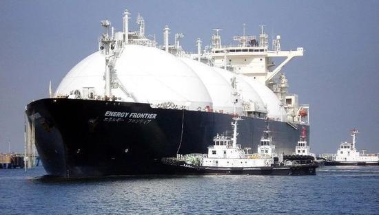 ▲美國已成爲世界第一大天然氣生產國。