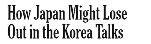 《纽约时报》网站报道截图