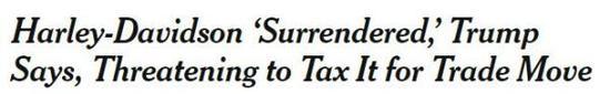 《紐約時報》網站報道截圖