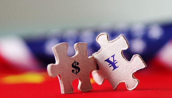 美媒称特朗普将对数百亿中国商品征税 中方回应