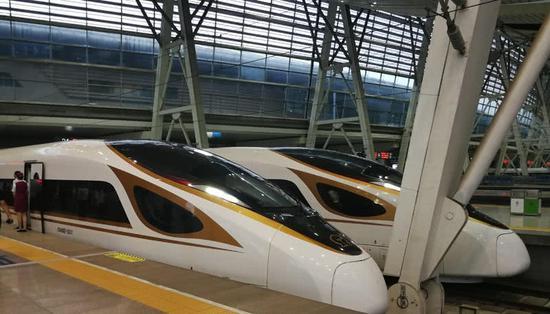 """京津城际高铁的""""绿色之核"""""""