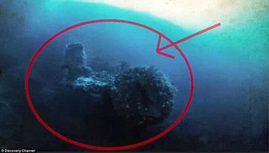 美国寻宝者:在百慕大海底发现疑似外星沉船的物