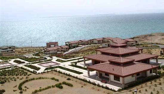 ▲恰巴哈尔海岸(维基百科)