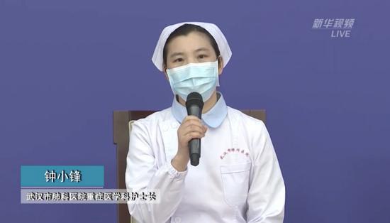 年轻护士为何在病房门口哭泣?原来……图片