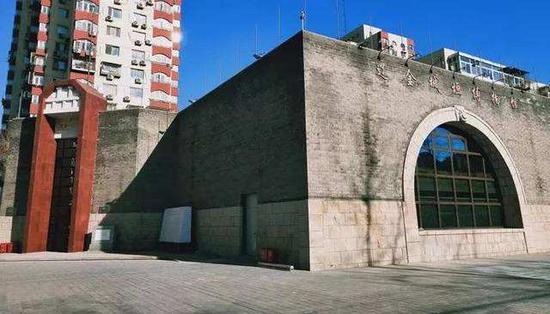摩天平台:北京摩天平台辽金城垣博物图片