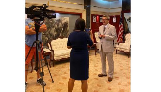 中国驻休斯敦总领事:我没有想到美方会作出这种举动图片