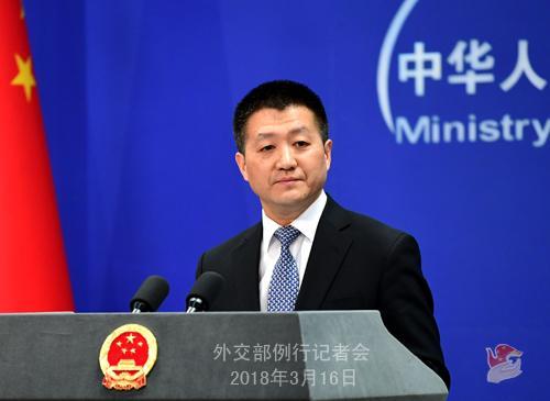 """美国""""与台湾交往法案""""可能自动成法?中方回应"""