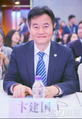 北京市新闻出版广电局副巡视员、北京国际电影节组委会副秘书长卞建国