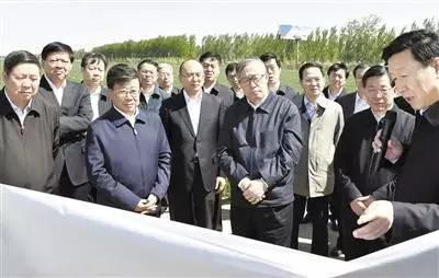 1正国4副国12正部领导 先后到来的特殊地方
