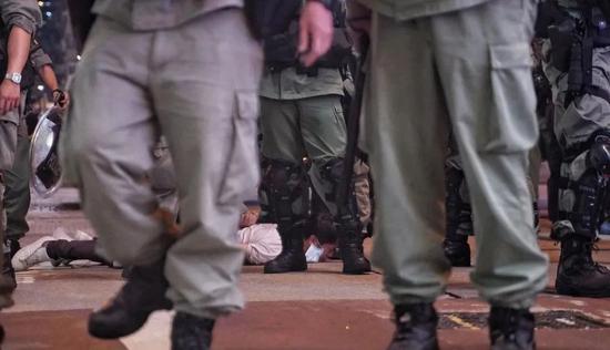 """香港反对派叫嚣""""议员豁免"""",又要搞事?图片"""