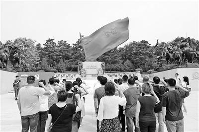 八宝山革命公墓烈士纪念园落成 集中安放革命烈士|石景山区