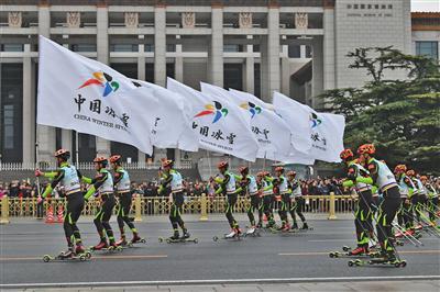 传奇大小赌博脚本,北京冬奥会赛会志愿者已46.3万人报名!怎样才能入选
