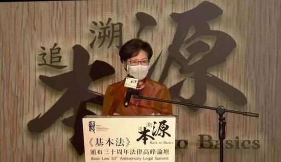 为何两次请求中央政府解决问题?林郑月娥披露细节图片