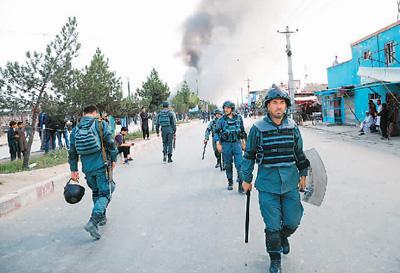 协议将达成和谈却叫停 阿富汗和平之路再添变数