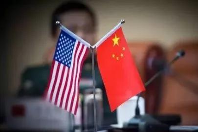 """美国挑起贸易摩擦的目的是""""司马昭之心,路人皆知""""。"""