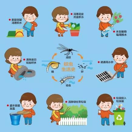 6月22日北京启动统一灭蚊活动,疾控部门发出号召图片